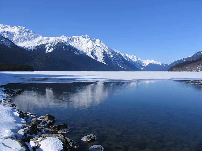 Alaska Chilkoot Lake State Recreation Site