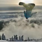 Snowboarding Alaska