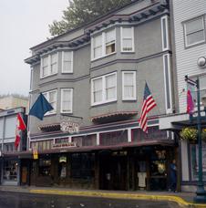 The Alaskan Hotel
