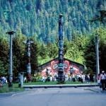 Alaska Totem Bight State Historical Park