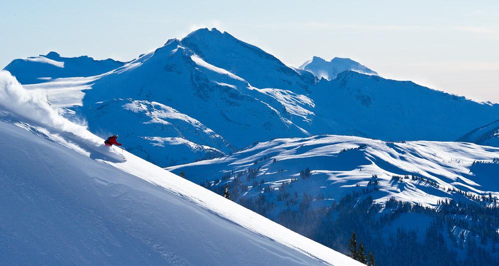 Alpenglow, Alaska
