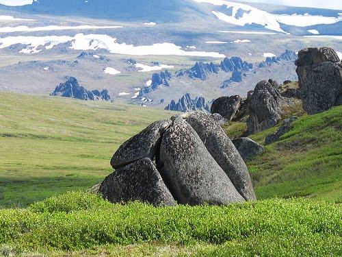 Alaska Becharof National Wildlife Refuge