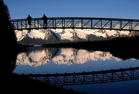Alaska Caines Head State Recreation Area