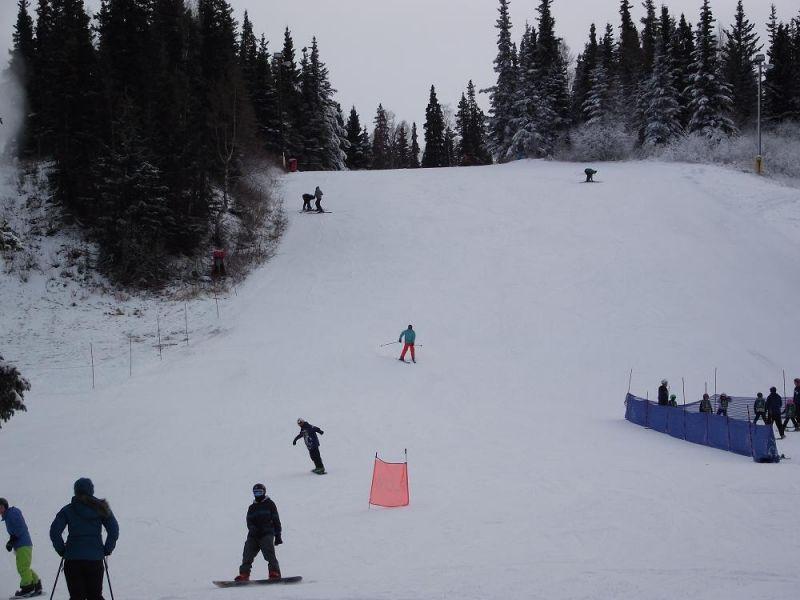 Hilltop Ski Area, Alaska