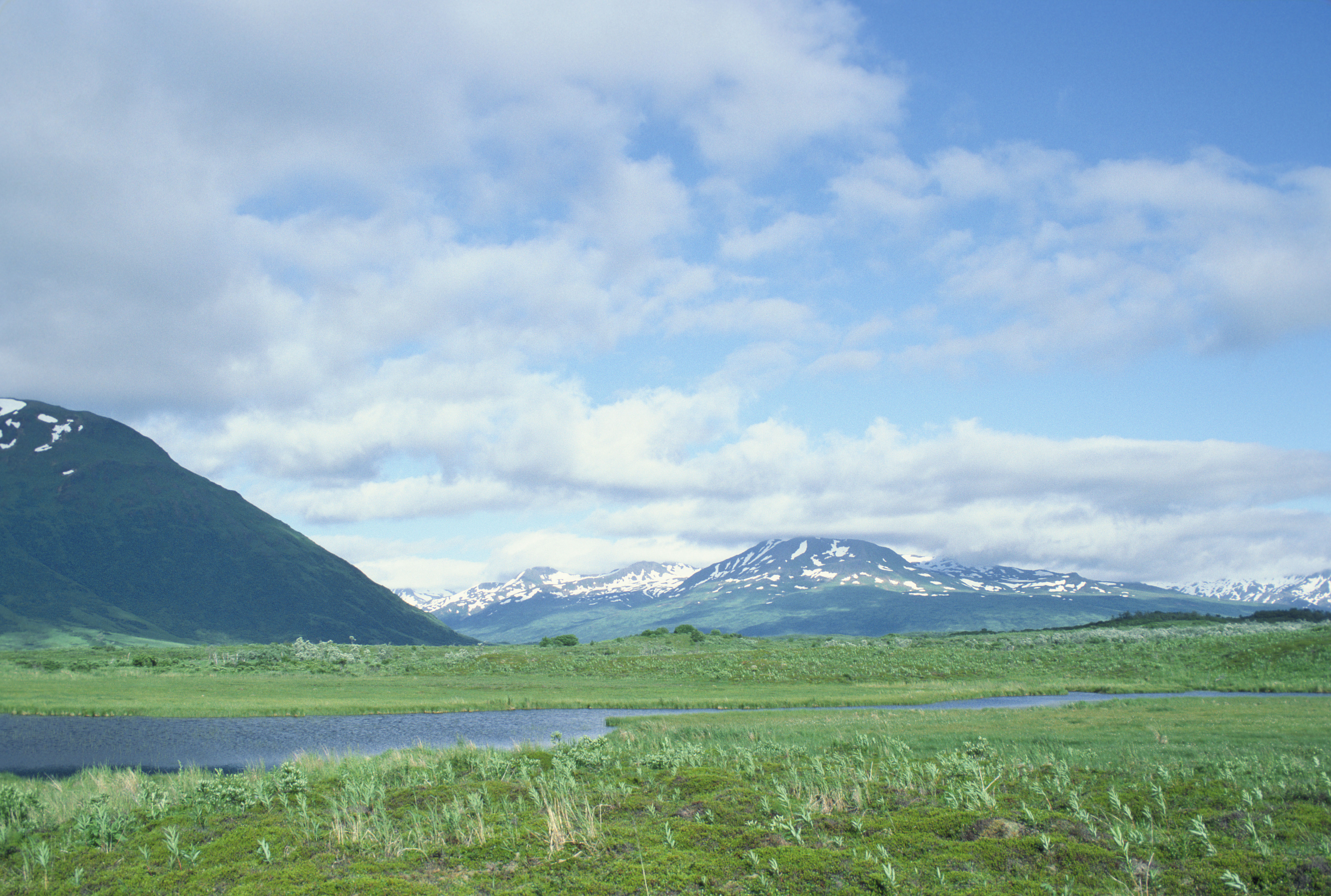 Alaska Kodiak National Wildlife Refuge