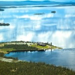 Alaska Lake Louise State Recreation Area