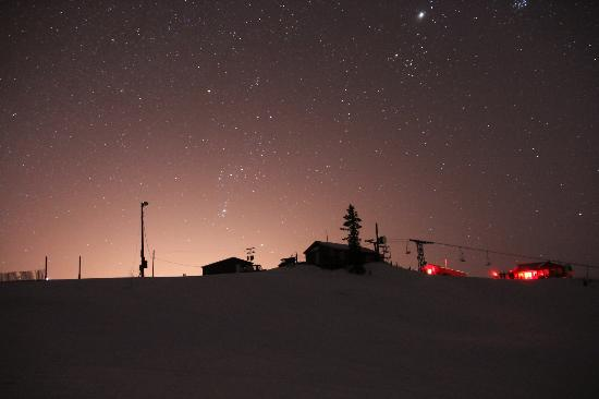 Mt. Aurora Skiland Ski Area, Alaska